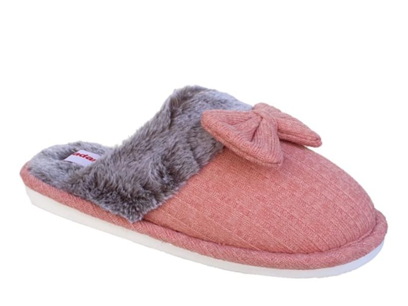 Adam's 917-18501 Ροζ | Μοντέρνες Γυναικείες Παντόφλες | Slip-on