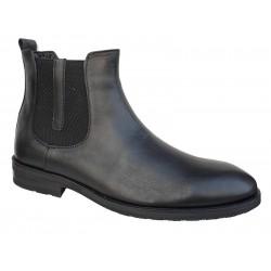 Casual Ανδρικά Μποτάκια | Boxer shoes 19006 10-111 Μαύρα
