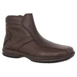 Παπούτσια Boxer shoes 12078 11-514 | Καφέ Casual Ανδρικά Μποτάκια