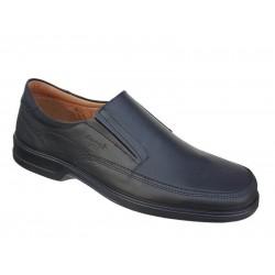 Παπούτσια Boxer shoes 13753 14-111 | Δερμάτινα Ανδρικά Ανατομικά Μοκασίνια