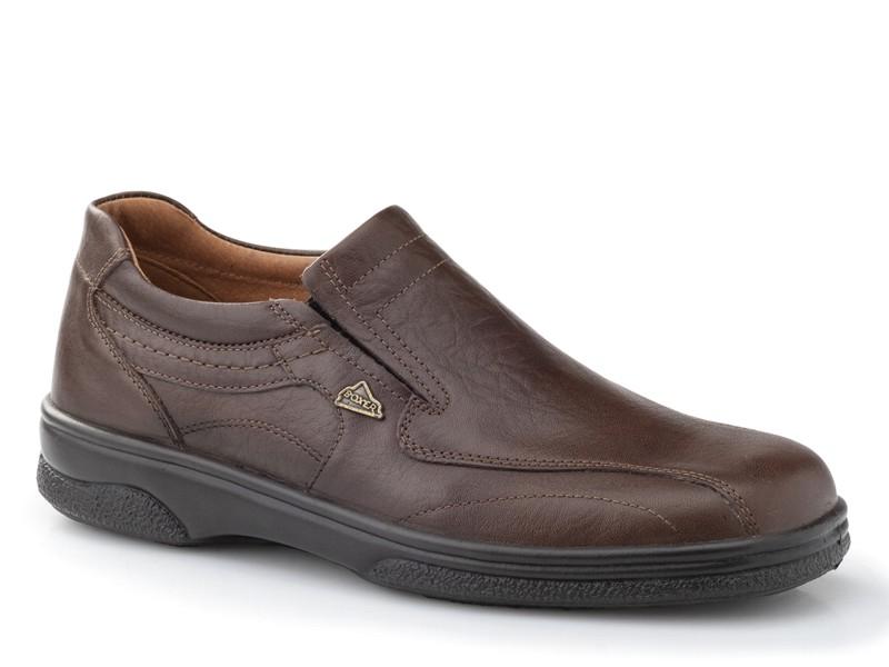 Ανδρικά παπούτσια | Boxer shoes 11539 18-114 Καφέ