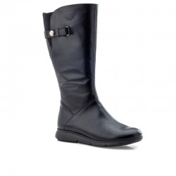 Ελαφριές, Δερμάτινες, Γυναικείες Μπότες | Boxer light 52392 10-011