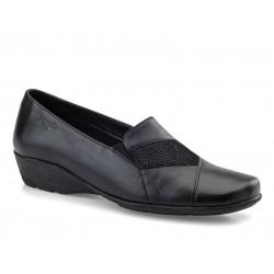 Ανατομικά Γυναικεία Παπούτσια Boxer soft 52875 17-011 |Δερμάτινα Μοκασίνια