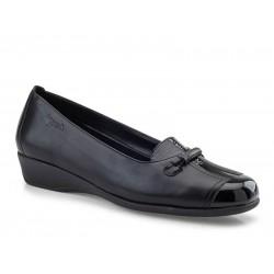 Γυναικεία Παπούτσια Boxer shoes 52881 50-011 Soft Δερμάτινα Μοκασίνια