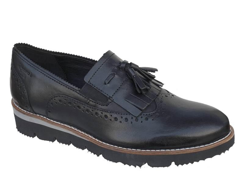 Boxer soft 93003 10-011   Γυναικεία Παπούτσια   Ανατομικά Μοκασίνια