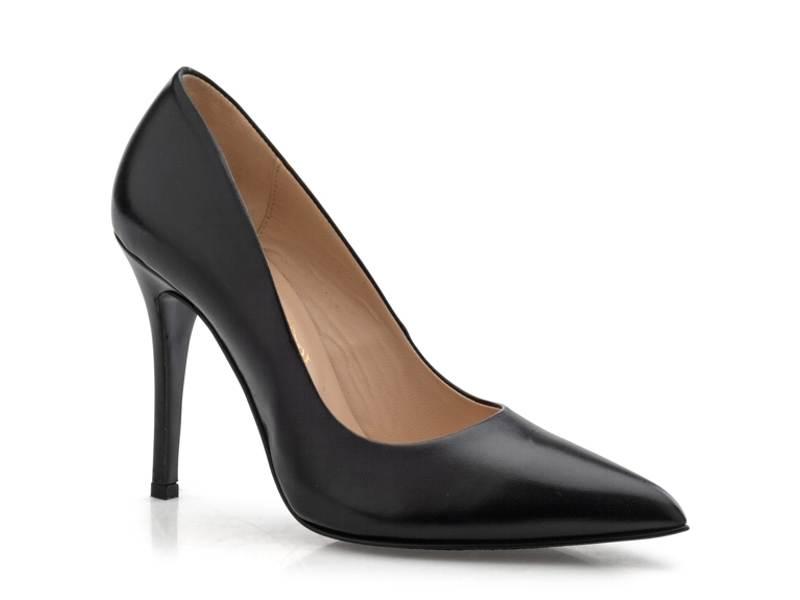 Γυναικεία Παπούτσια | Boxer chic 59074 17-011 | Δερμάτινες Γόβες