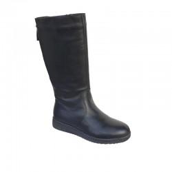 Boxer light 95002 10-011 Μαύρες Γυναικείες Μπότες