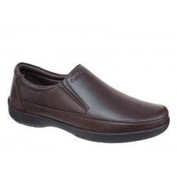 Comfort 104 Καφέ Ανδρικά Παπούτσια