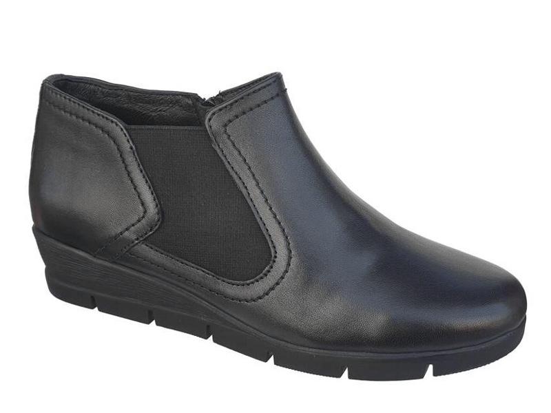 Δερμάτινα  παπούτσια Sabino SB1590 | Anatomik;a Γυναικεία Μποτάκια
