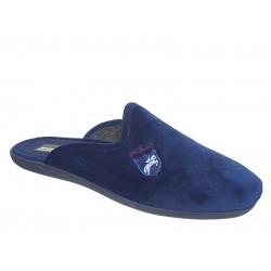 Sival 019 Μπλε Polo Ανδρικές Παντόφλες