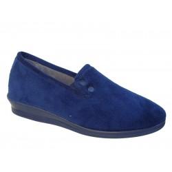 Sival 112 Μπλε Κλειστές Γυναικείες Παντόφλες