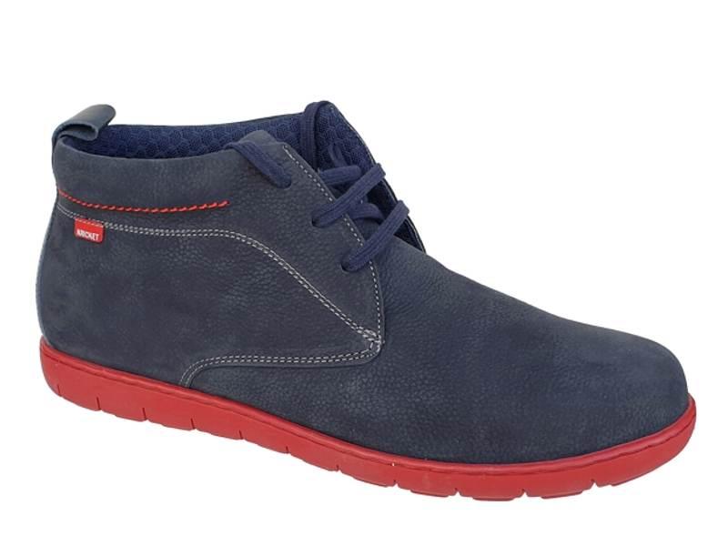 Ανδρικά Ημίμποτα - Μποτάκια |  Kricket shoes WHO 9011 Blue Black