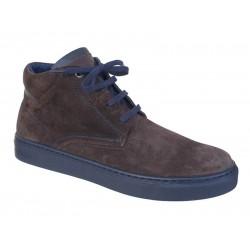 Ανδρικά Ημίμποτα | Kricket WOW shoes 9031 Καφέ | Καστόρινα Μποτάκια
