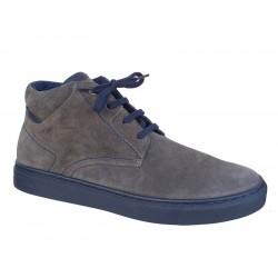 Ανδρικά Ημίμποτα | Kricket WOW shoes 9031 Γκρι | Μποτάκια καστόρι