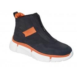 Kricket WOW 0301 Μαύρα Γυναικεία Sneakers