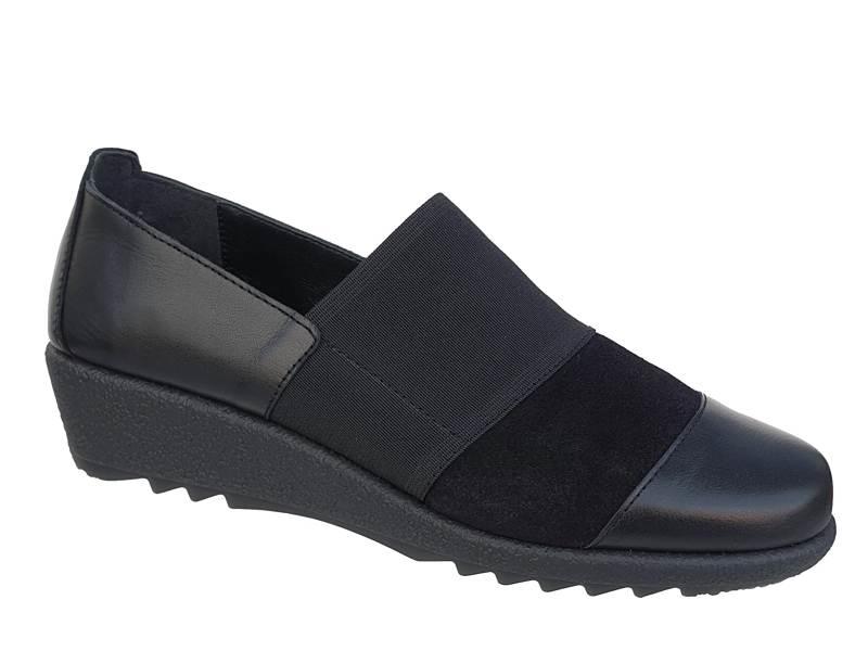 Ανατομικά Γυναικεία Παπούτσια | Relax anatomic 7332-12 | Δερμάτινα Μοκασίνια