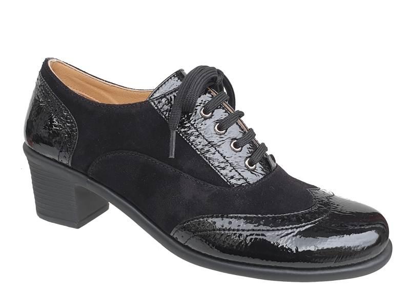 Γυναικεία Σκαρπίνια Oxford | Relax anatomic 9306-32 Δετά Παπούτσια