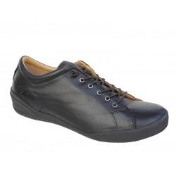 Γυναικεία Ανατομικά Παπούτσια | SAFE STEP 18403 Μαύρα | Μοκασίνια