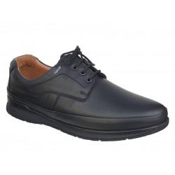 Safe Step 705 Μαύρα Ανδρικά Παπούτσια