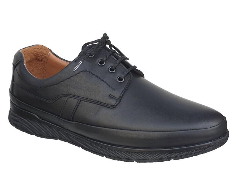 Safe Step 705 | Ανδρικά παπούτσια | Ανατομικά, Δερμάτινα, Ελαφριά