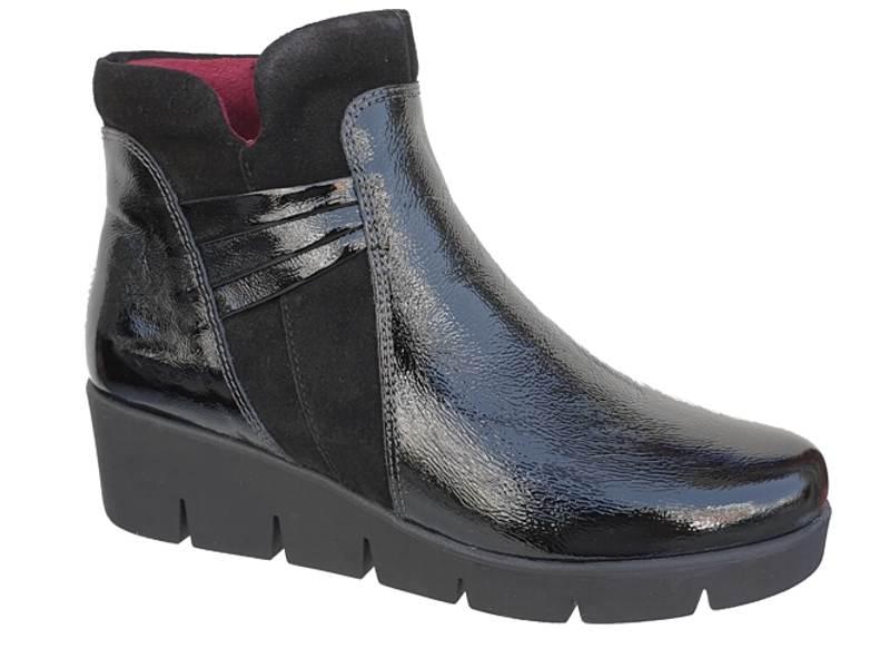 Ανατομικά Παπούτσια | SOFTIES 7150 | Μοντέρνα Γυναικεία Μποτάκια