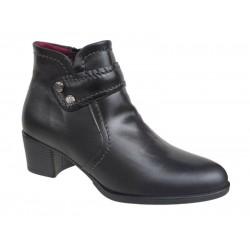 Ανατομικά Παπούτσια SOFTIES 7158 | Casual Γυναικεία Μποτάκια.