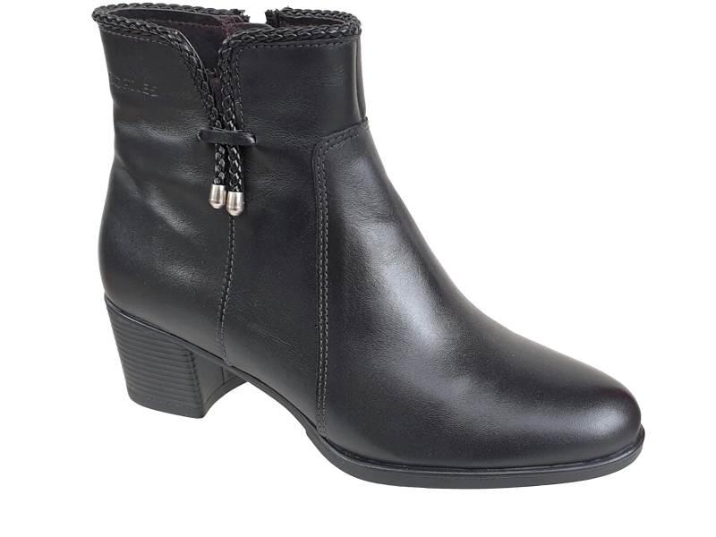 Ανατομικά Παπούτσια SOFTIES 7159 | Casual Γυναικεία Μποτάκια