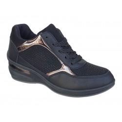 Blondie 07/136 Μαύρα Γυναικεία Sneakers