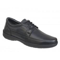 Comfort 103 Μαύρα Ανδρικά Παπούτσια