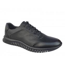 B-Soft 030902 Μαύρα Ανδρικά Sneakers