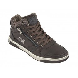 B-Soft 18217  Ανδρικά Sneakers Μποτάκια   Papoutsomania.gr