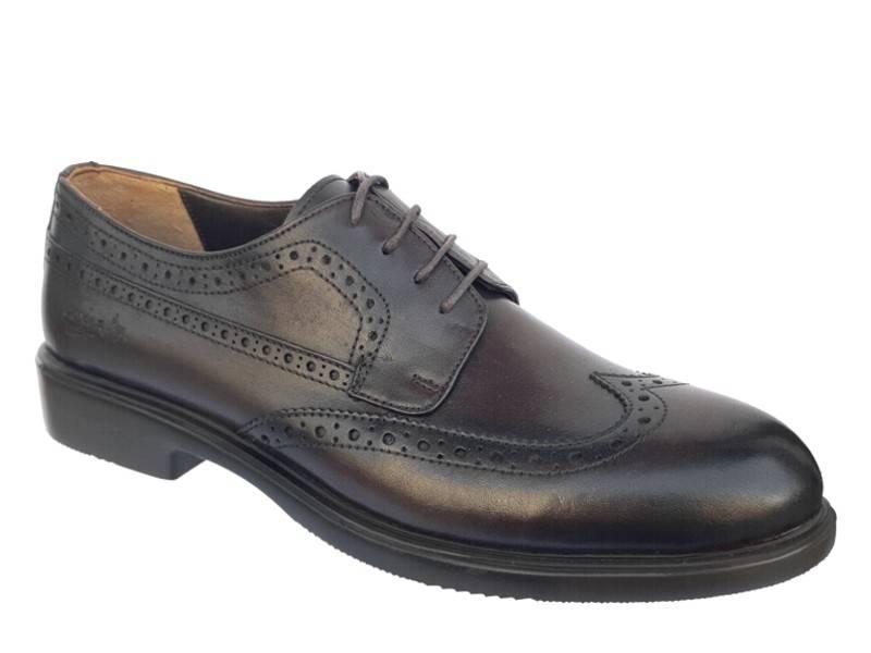 Ανδρικά Δετά Παπούτσια | Boxer 19034 10-014 | Oxford