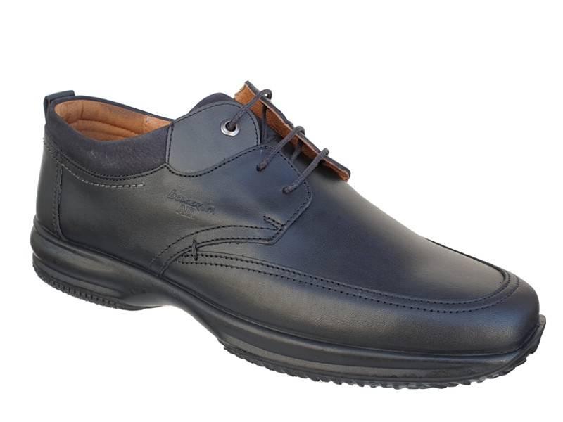Boxer air 12109 14-111 | Casual Δερμάτινα Ανδρικά Παπούτσια