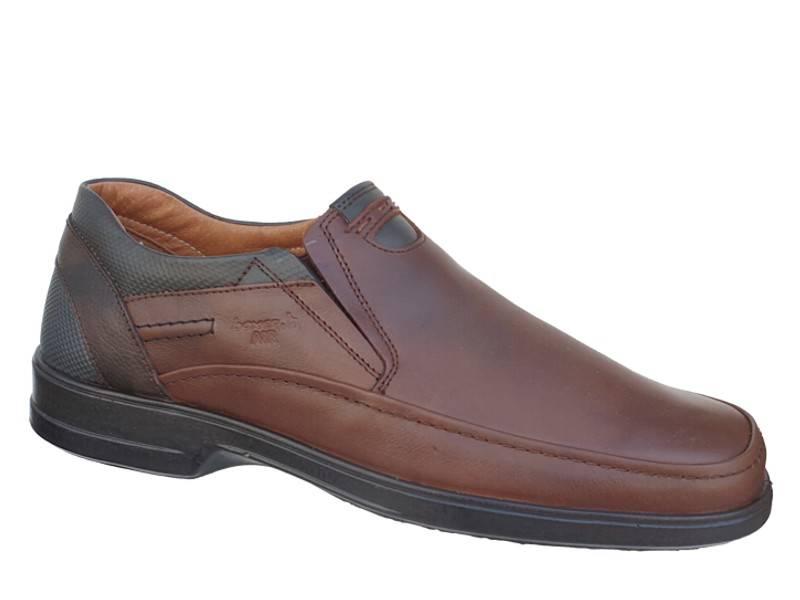 Ανδρικά Παπούτσια Boxer shoes 13771 11-519 | Ανατομικά Casual Μοκασίνια