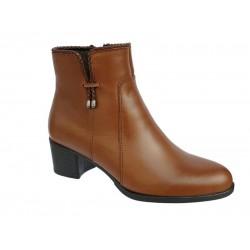 Ανατομικά Casual Γυναικεία Μποτάκια | SOFTIES shoes 7159