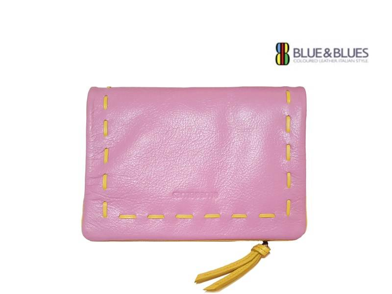 Accessories - Αξεσουάρ BLUE and BLUES Bi-2 pink Γυναικεία Πορτοφόλια