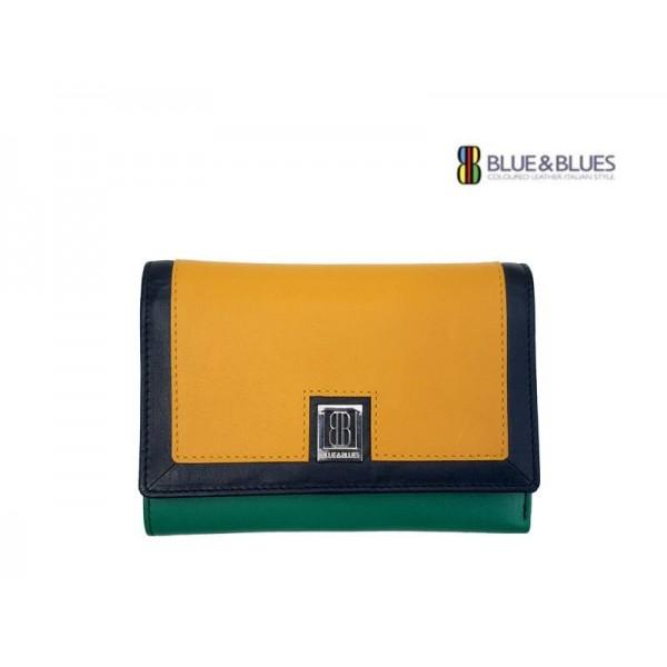 Accessories - Αξεσουάρ BLUE and BLUES BOR-2 Γυναικεία Πορτοφόλια