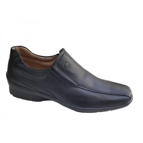 Ανδρικά Παπούτσια Aeropelma 895 Μαύρα Casual Ανδρικά Μοκασίνια