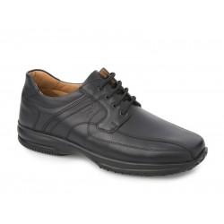 Ανδρικά δετά παπούτσια | Boxer shoes 12069 | papoutsomania.gr