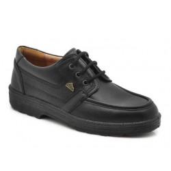 Ανδρικά Παπούτσια Boxer shoes 01532 18-111Μαύρα Σκαρπίνια