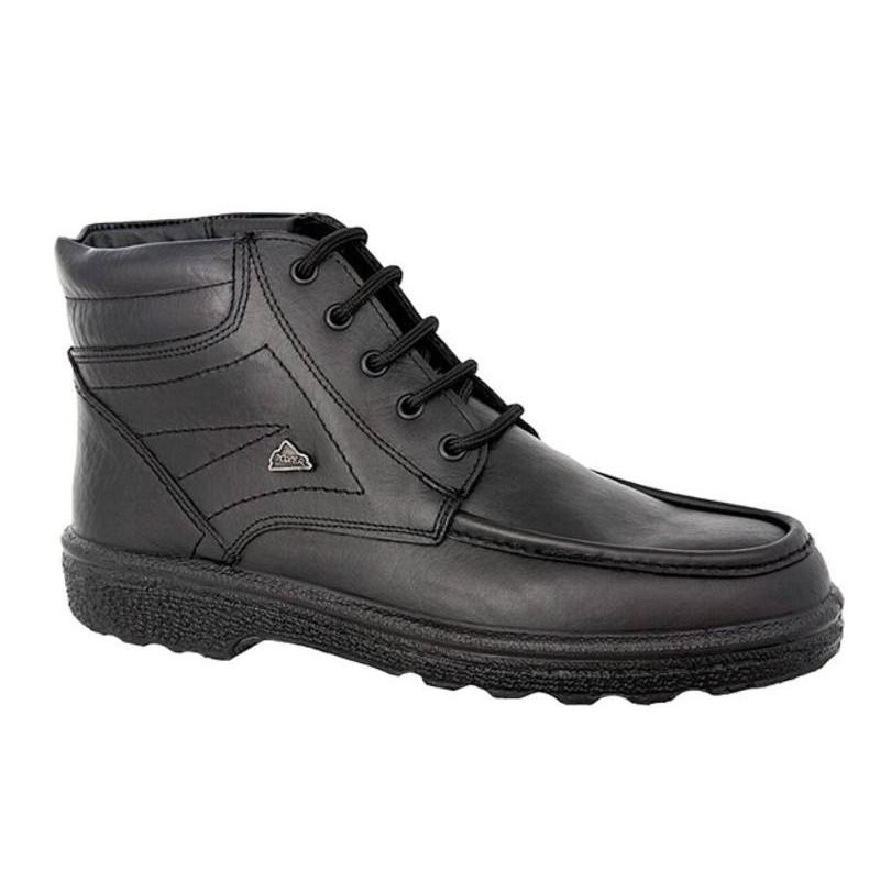 -30% Ανδρικά Παπούτσια Boxer 01533 18-111 Μαύρα Δερμάτινα Ημίμποτα Δερμάτινα 5dd34c90f09