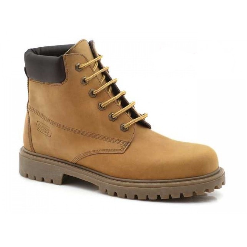 Boxer 03204 30-015 Κίτρινα Ορειβατικά Μποτάκια - Ανδρικά Παπούτσια ... 4f15c833867