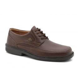 Ανδρικά Παπούτσια Boxer shoes 10068 14-114 Καφέ Casual Σκαρπίνια