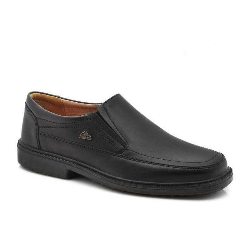 9790586dbc -20% Ανδρικά Παπούτσια Boxer shoes 10069 14-111 Casual Μοκασίνια Δερμάτινα