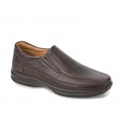 Boxer shoes 12061 21-014 Casual Ανδρικά Δερμάτινα Μοκασίνια
