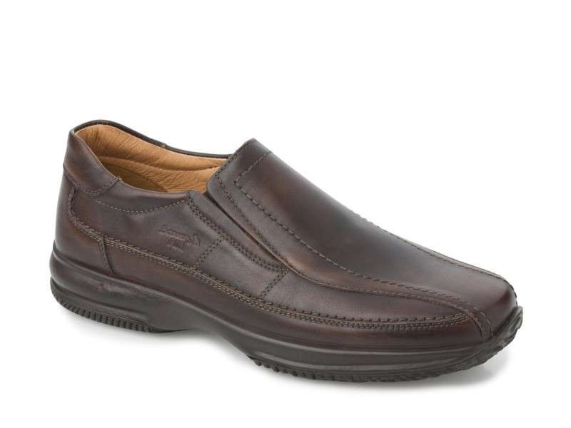 Ανδρικά παπούτσια Boxer shoes 12061 21-014 | Casual Ανατομικα Μοκασίνια