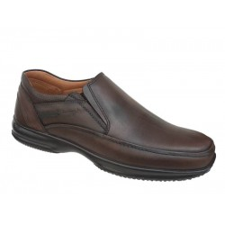 Ανδρικά Παπούτσια Boxer 12100 21-014 Καφέ Casual Μοκασίνια