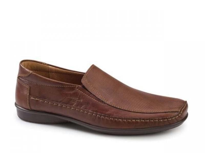 Ανατομικά Ανδρικά Παπούτσια | Boxer shoes 15317 14-119 Μοκασίνια