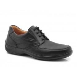 Ανδρικά Παπούτσια Boxer 16116 14-111 Μαύρα Casual Σκαρπίνια