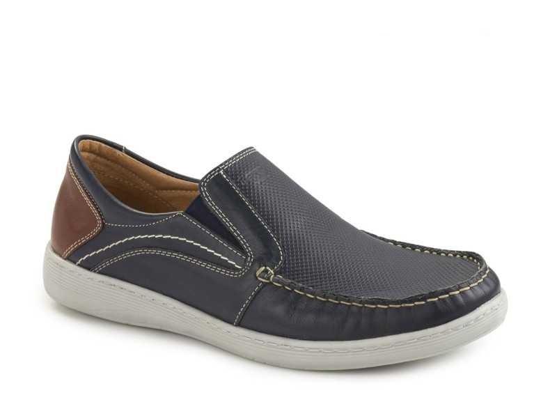 Ανδρικά Παπούτσια   Boxer shoes air 21113 12-016   Boat Μοκασίνια